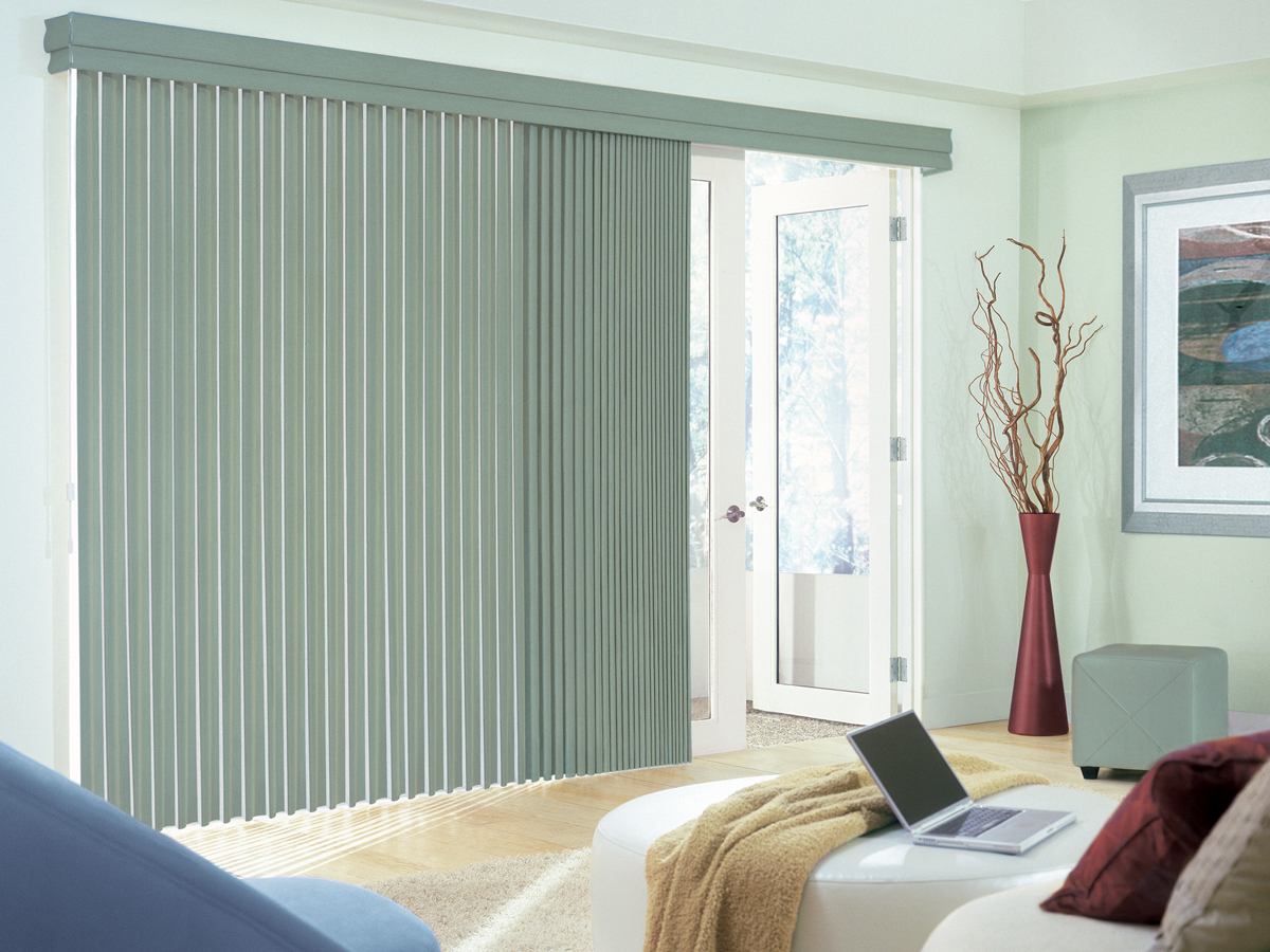 glass miami cadence window for sliding biscayne decor treatments doors blinds vertical horizontal